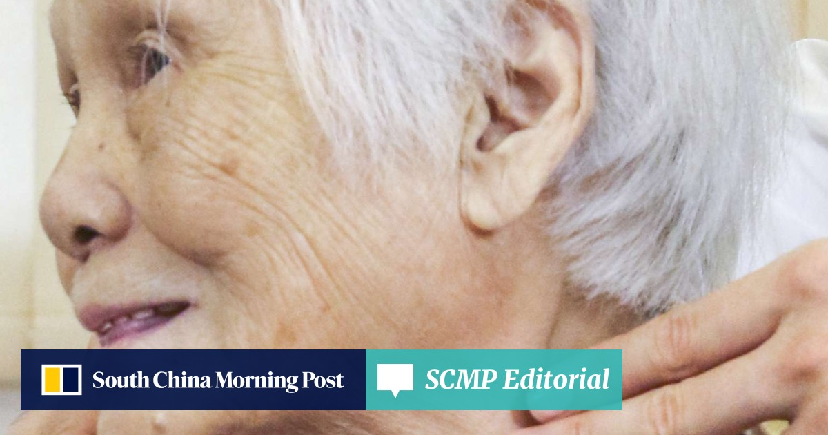 Help Hong Kong's elderly – learn the 12-step 'comfy