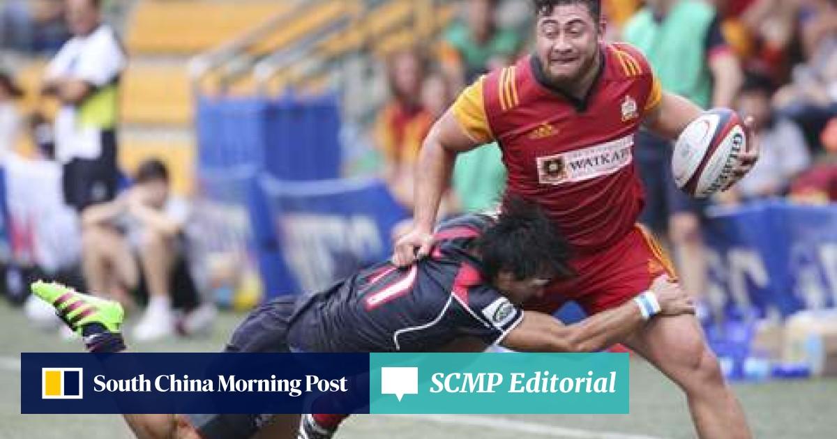 Hong Kong hold their own until final quarter as powerful