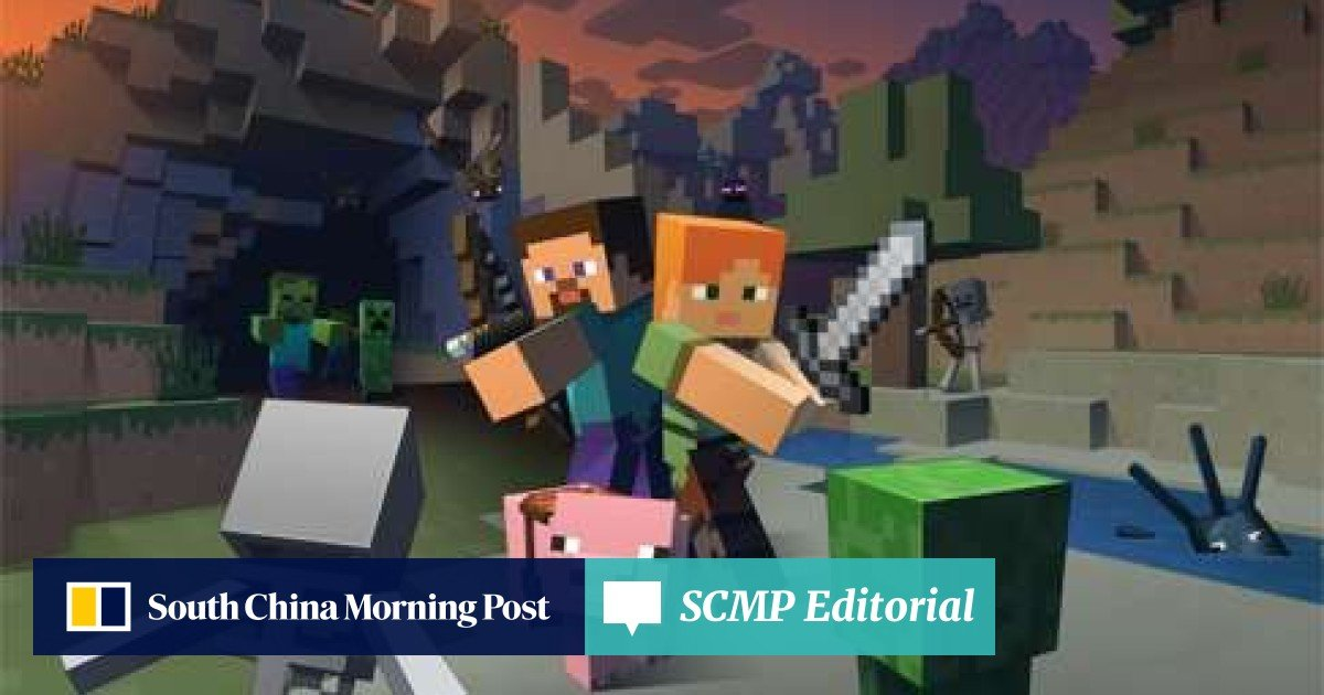 China version of Minecraft video game in works under