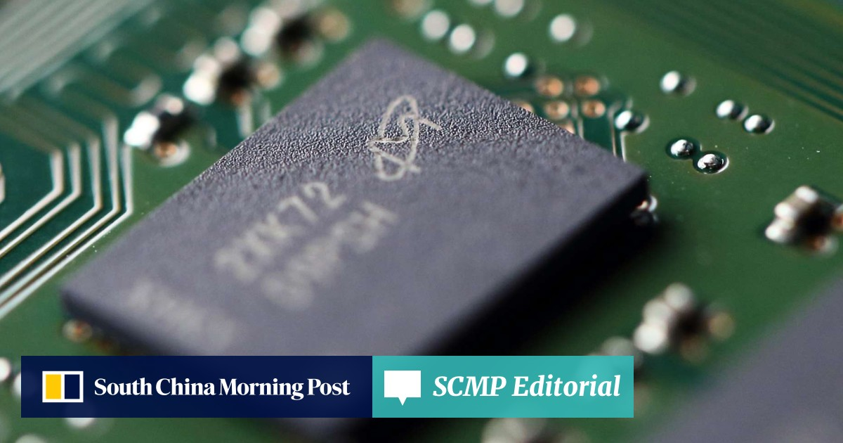 China's semiconductor ambitions get a reality check as Stats