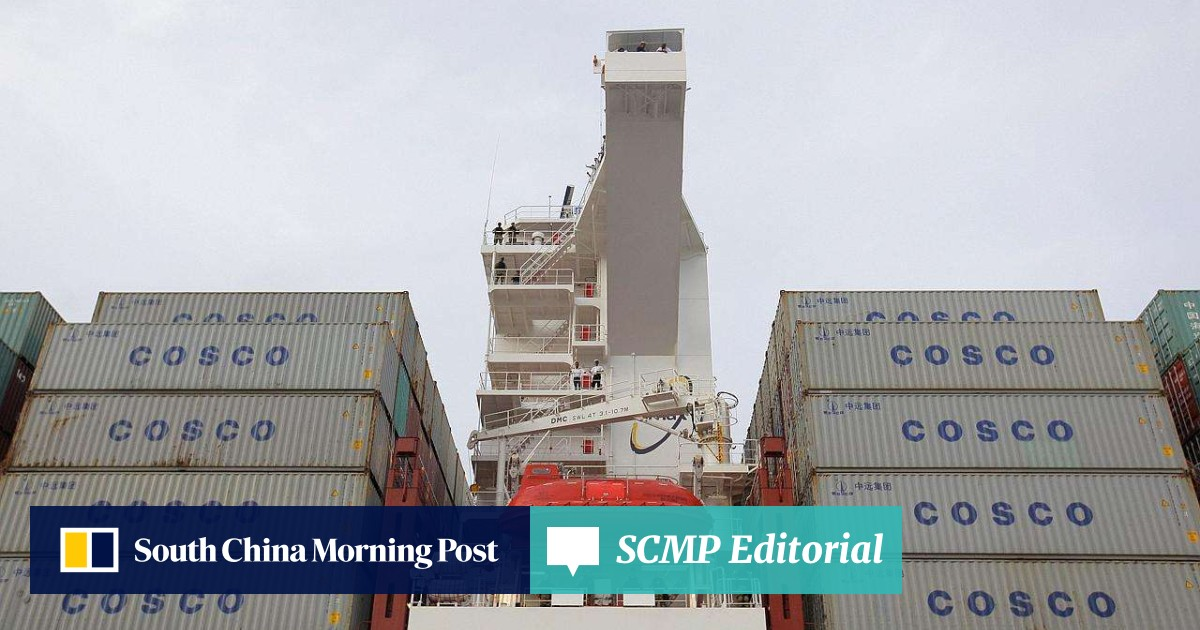 No to shark fin: China's biggest shipping line Cosco pledges