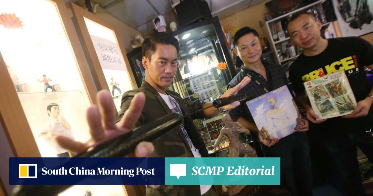 Bruce Lee fan club's Yau Ma Tei shop set for final bout as faithful