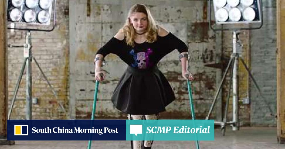 16896c66c Hong Kong plays part in disabled-clothing design revolution | South China  Morning Post