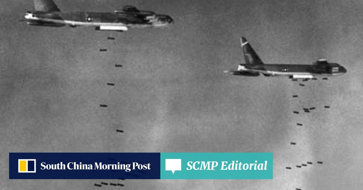 The Vietnam war airman who dodged a million bullets | South China