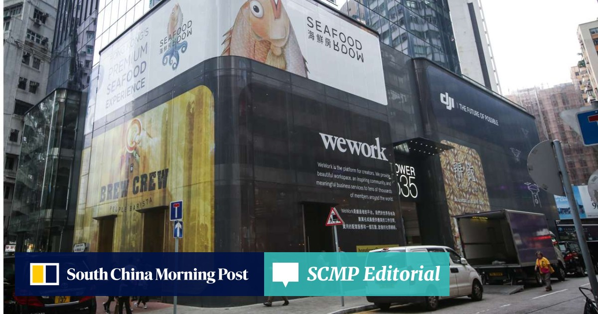 HSBC moves 300 staff into WeWork hot-desking site in Causeway Bay