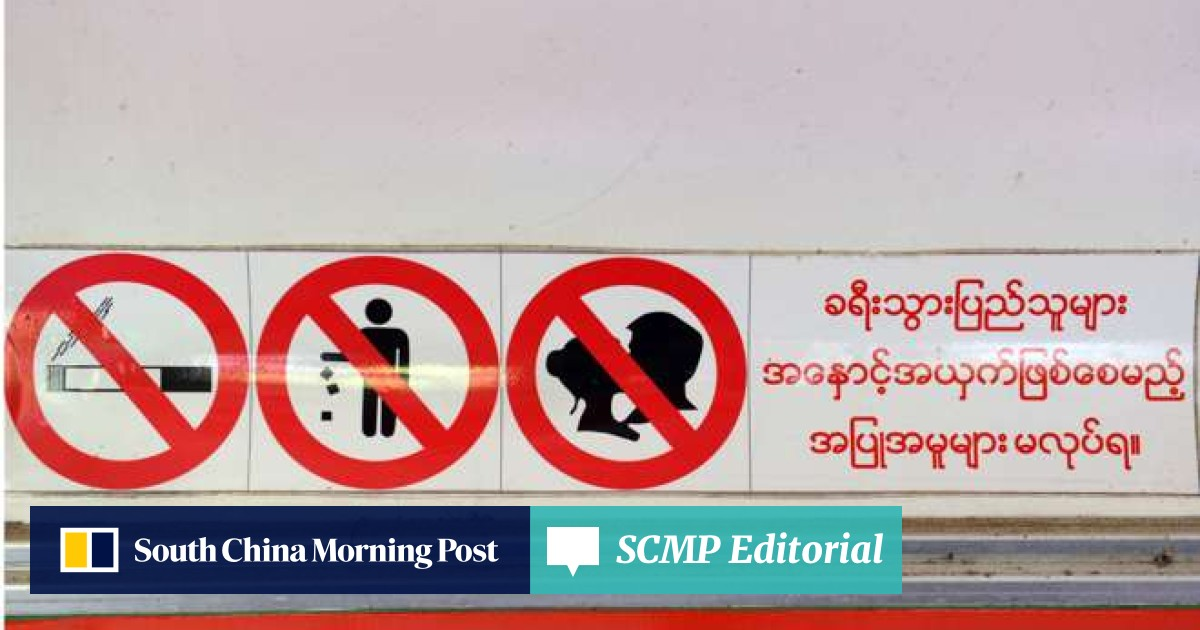 Why Myanmar by train is a bumpy bargain ride | South China Morning Post