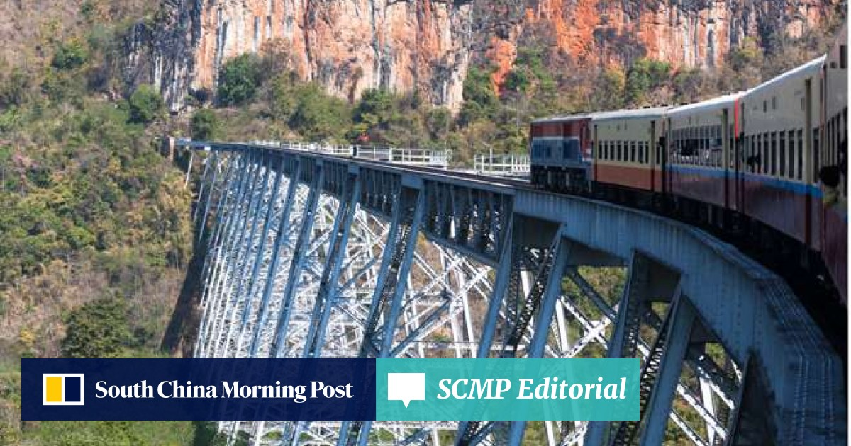 Why Myanmar by train is a bumpy bargain ride | South China