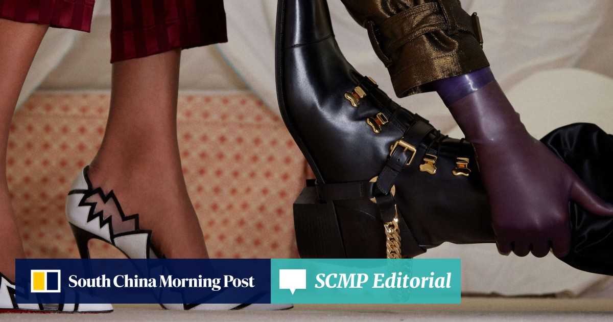 69e3310db0730 A chat with Christian Louboutin, the designer who brings dreams and fantasy  to life | South China Morning Post