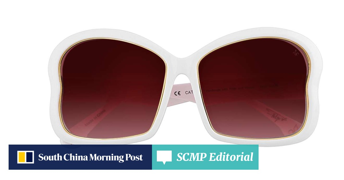 afe8d5201951 The 'Manolo Blahnik of eyewear' launches new sunglasses brand from Hong  Kong   South China Morning Post
