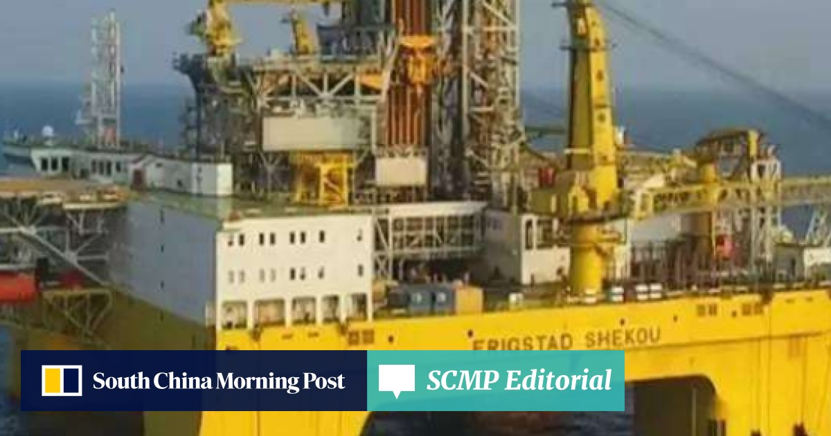 China launches world's largest oil exploration sea platform | South