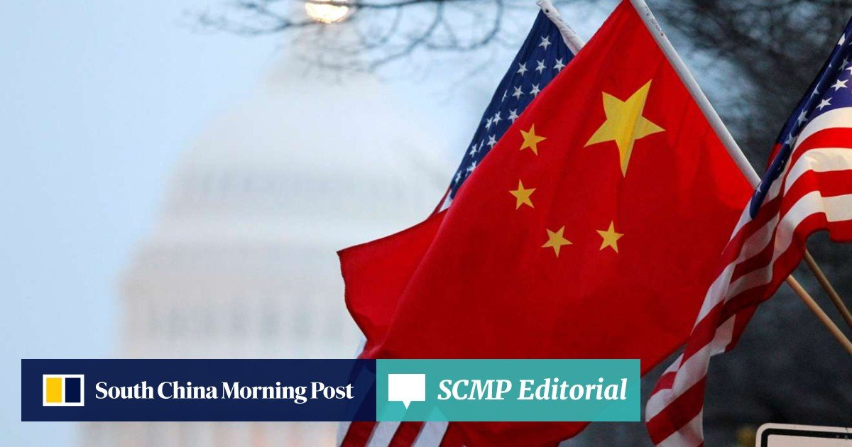 US Chamber of Commerce report criticises Beijing's 10-year