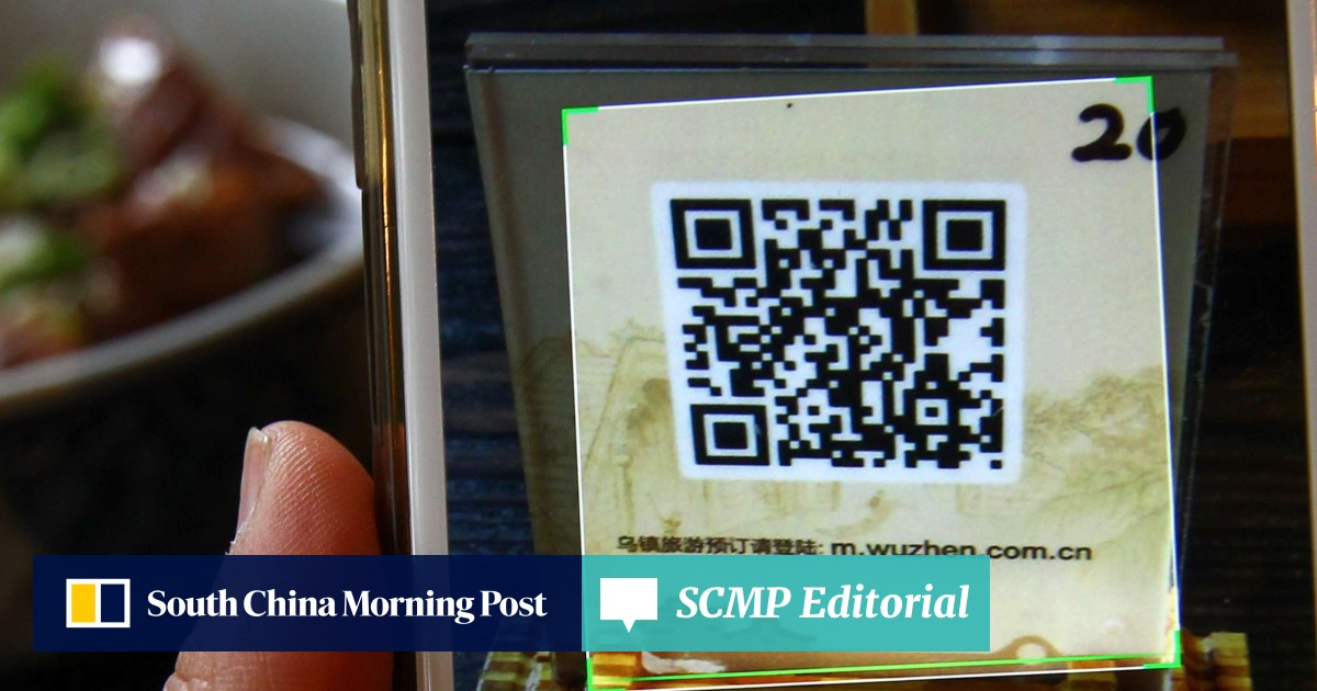 QR code scams rise in China, putting e-payment security in spotlight