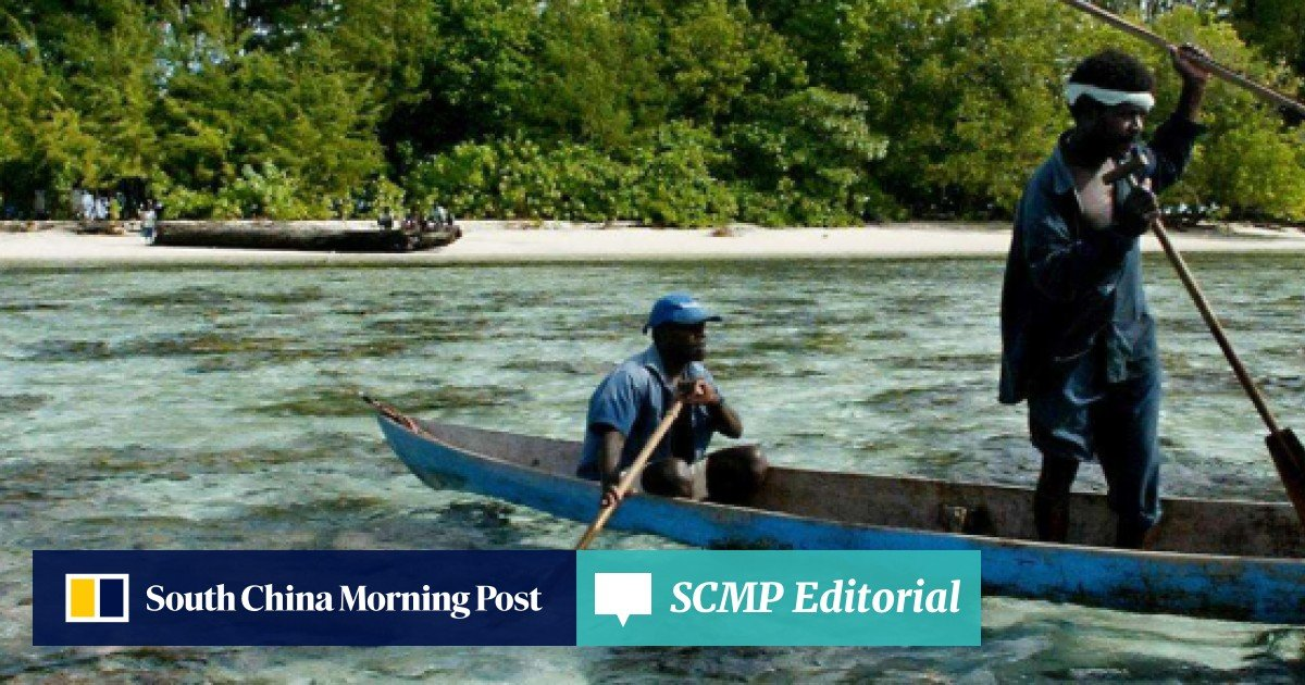 Solomon Islands' bloody history makes Pacific archipelago a