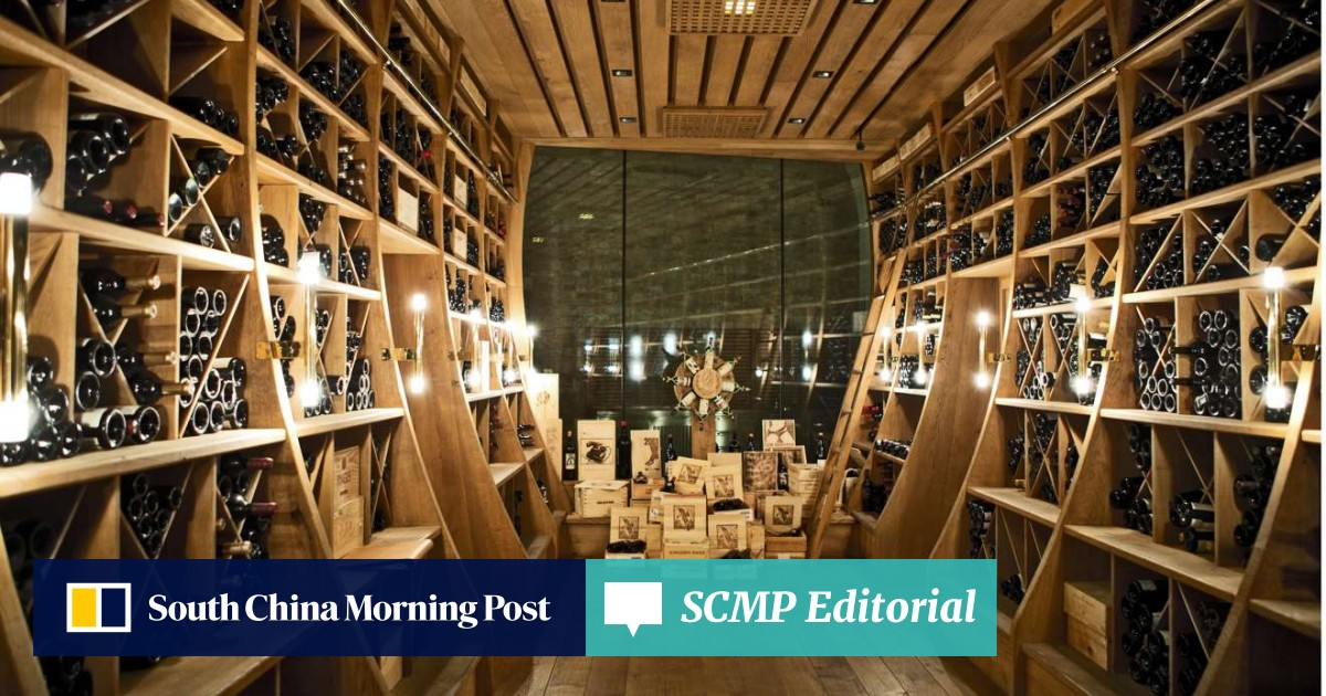 In Asia, investment in wines beats drinking them | South
