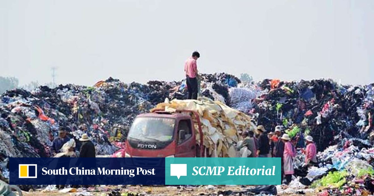 The polluted lake at heart of Xi Jinping's new city dream | South