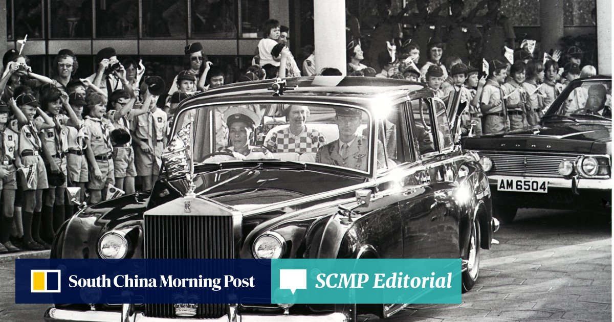 How Hong Kong welcomed Queen Elizabeth and Prince Philip 42