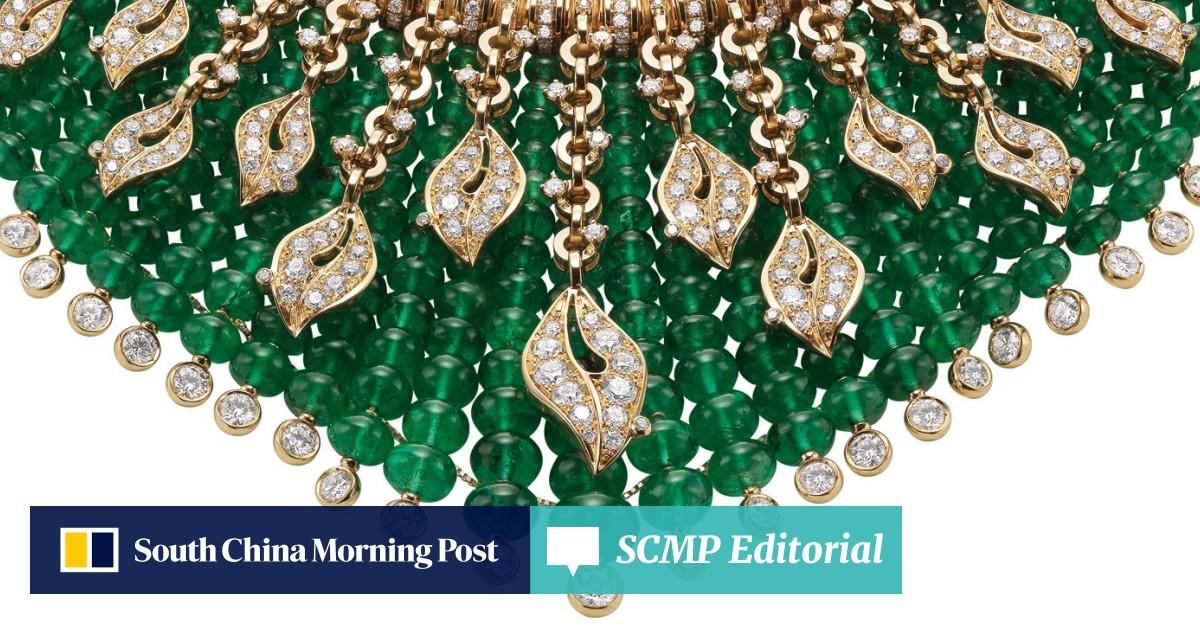 21eea3347 Indian jewellery influences luxury maisons Cartier, Bulgari and Buccellati  | South China Morning Post