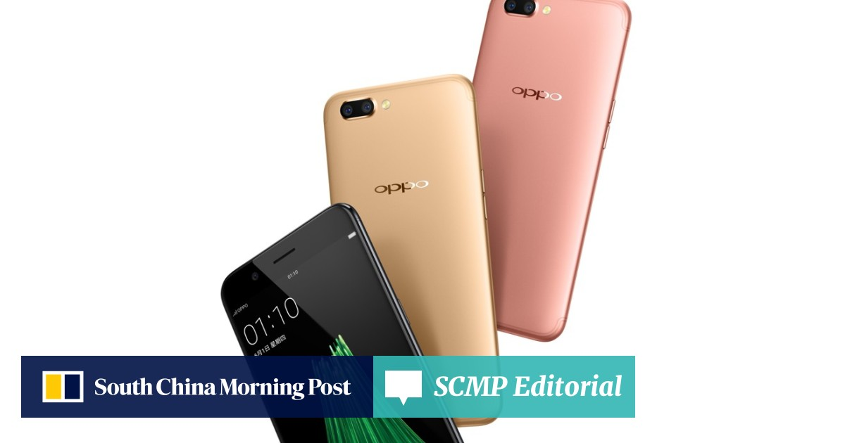 Oppo lifts the curtain on its latest Apple, Samsung killer -- its