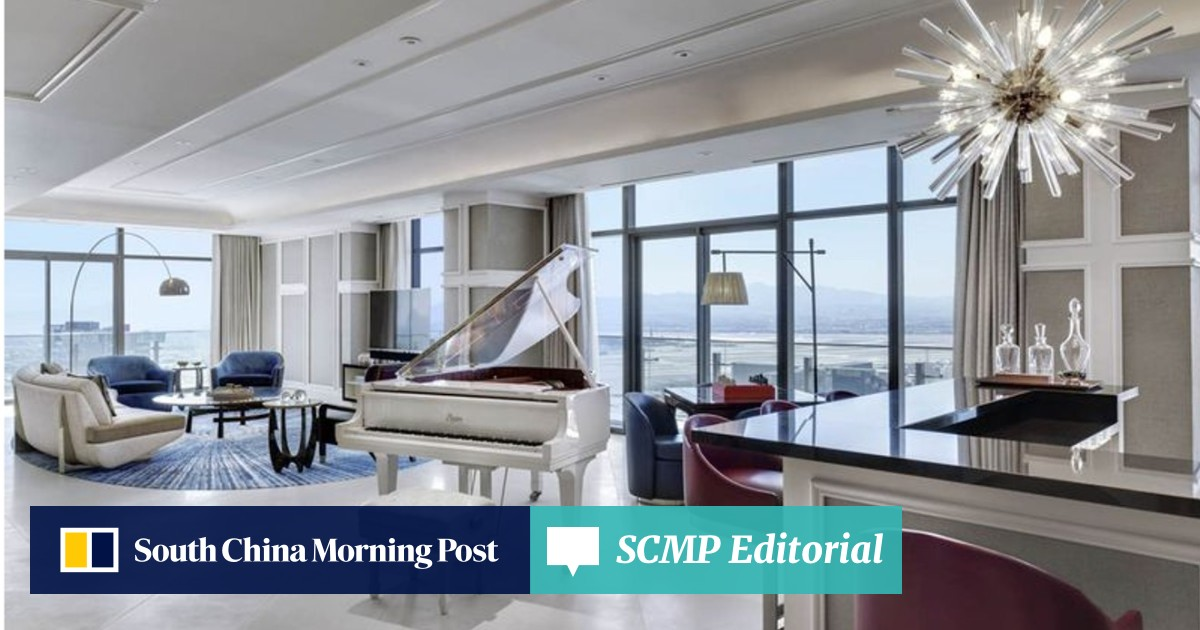 72495d8749d Peek inside this million-dollar Vegas hotel room at the Cosmopolitan |  South China Morning Post