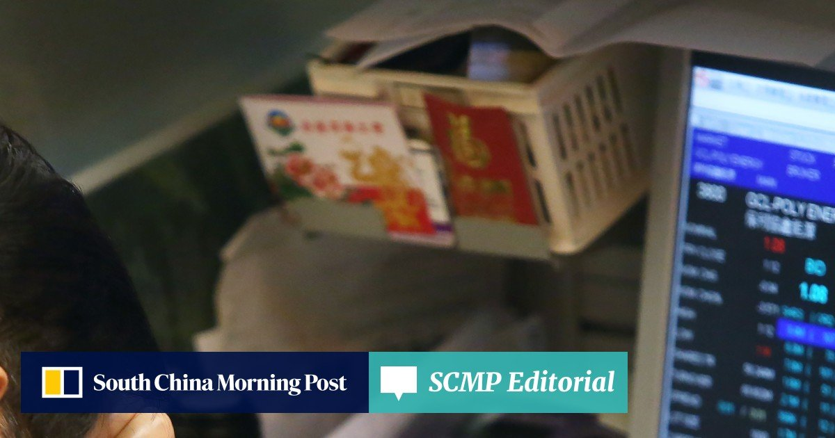 Here are three theories for explaining Hong Kong's penny