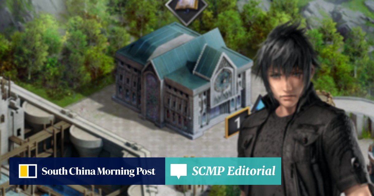 Game review: FFXV New Empire is addictive enough, but if you don't
