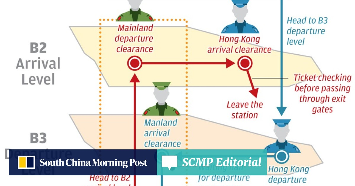 Unveiled: how the West Kowloon high-speed rail terminus in Hong Kong