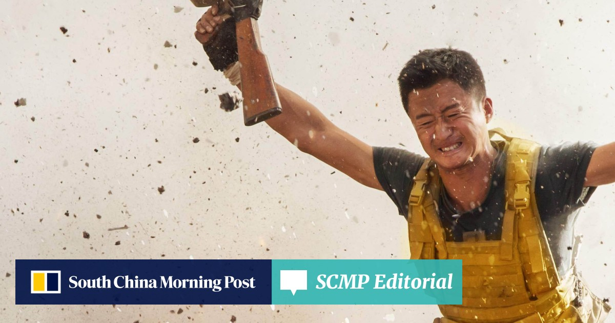 Patriotic Chinese blockbuster Wolf Warrior 2 packs a