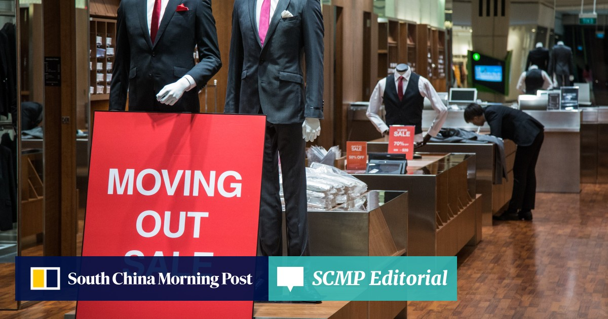Trouble in (shopper's) paradise: how Singapore malls rethought the