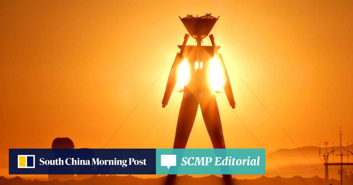 The good, bad and ugly sides to Burning Man gathering | South China