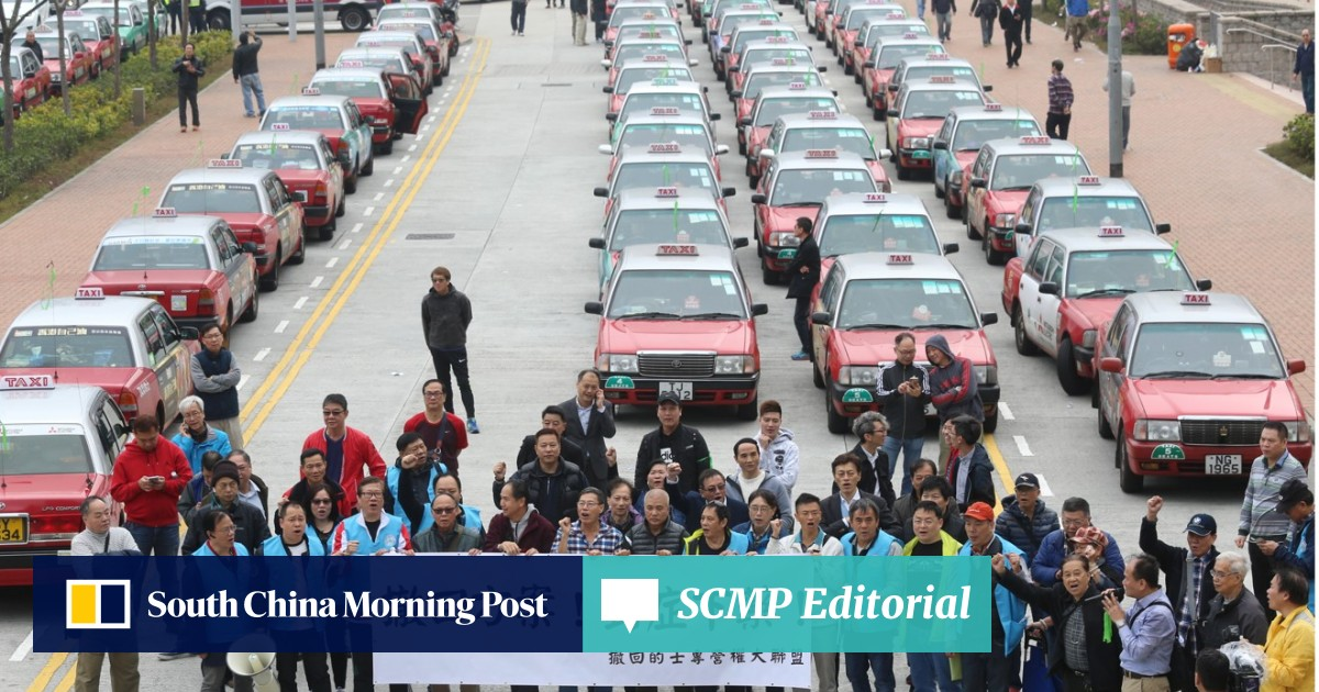How Uber can spur improvements in Hong Kong's taxi service | South