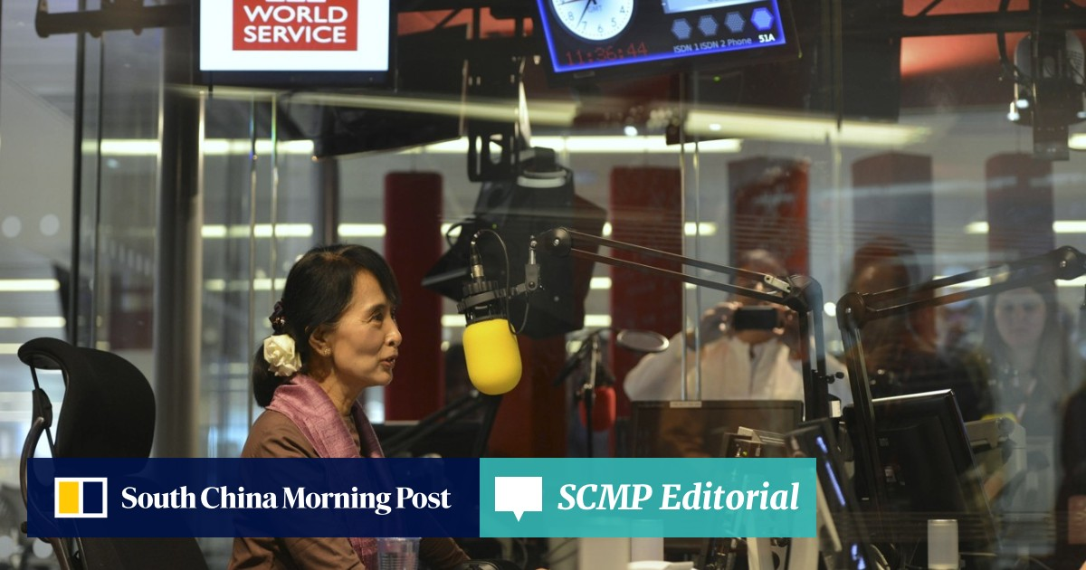 BBC pulls out of Myanmar TV deal over Rohingya 'censorship