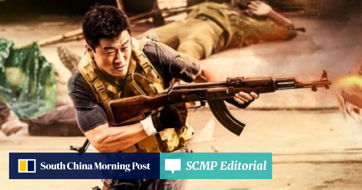 Film review: Wolf Warrior 2 – Wu Jing cements Chinese action