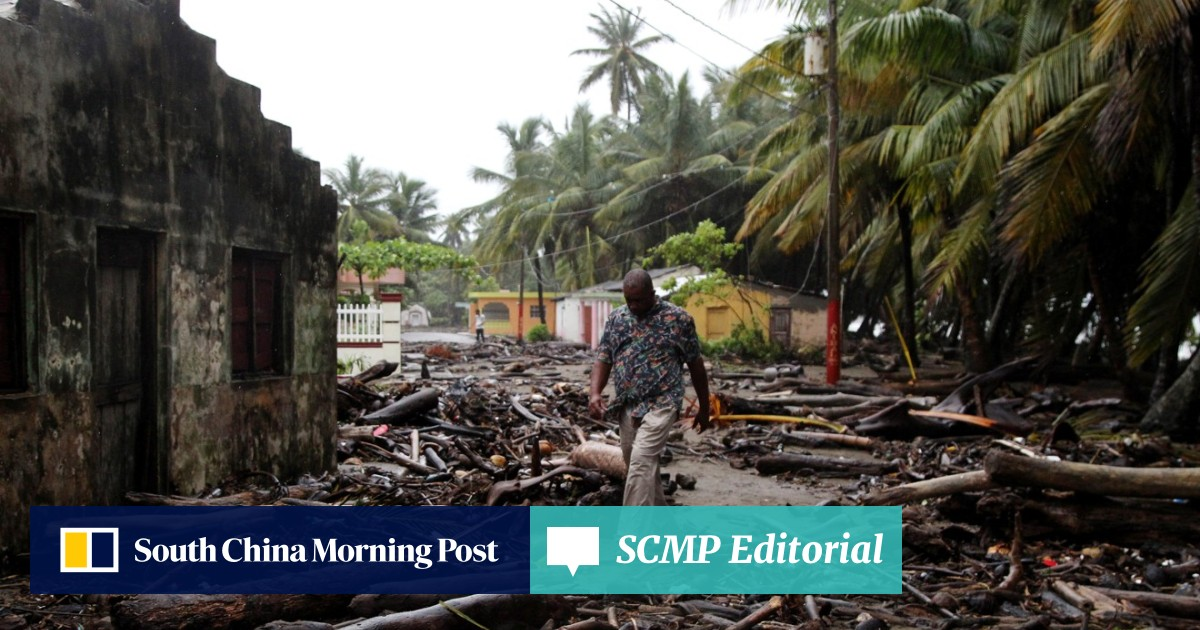 What, where, when: the Caribbean islands hit by deadly Hurricane