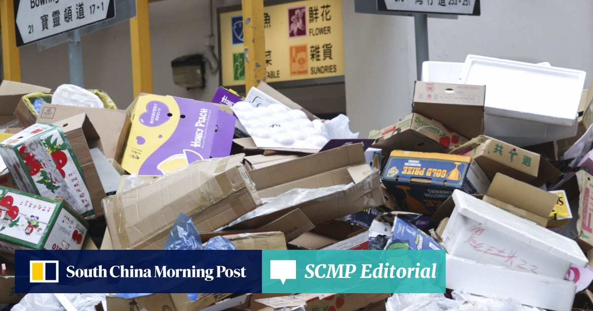 Waste paper collection resumes in Hong Kong as firms call off strike