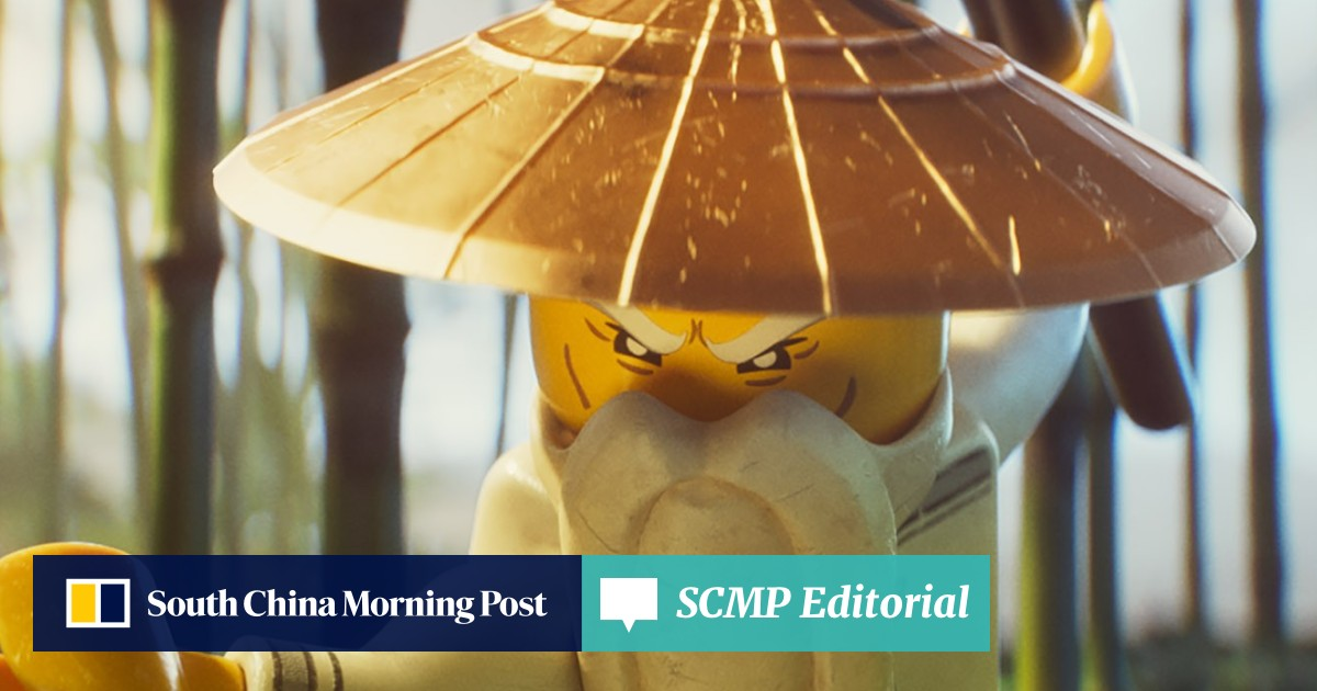 Film review: The Lego Ninjago Movie – not even Jackie Chan