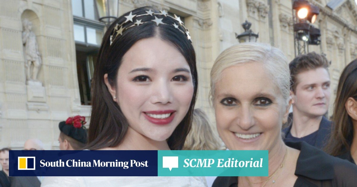 42731f68759 How young Chinese fashion investor Wendy Yu is boosting British brands with  insight on China's millennials | South China Morning Post