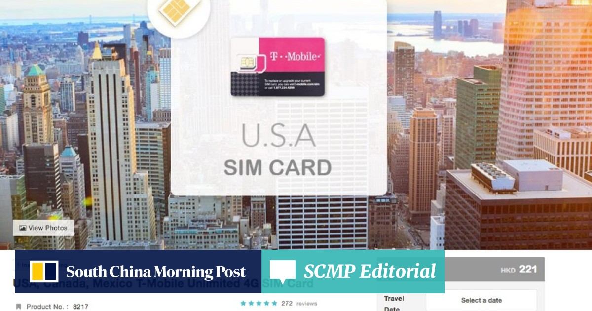 Five of the best travel SIM card deals for Hongkongers, plus tips on