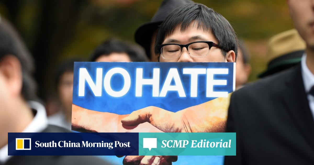 Why is racism so big in Japan?   South China Morning Post