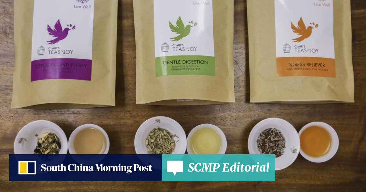 Herbal teas: how two Hong Kong experts tweaked TCM to cater for