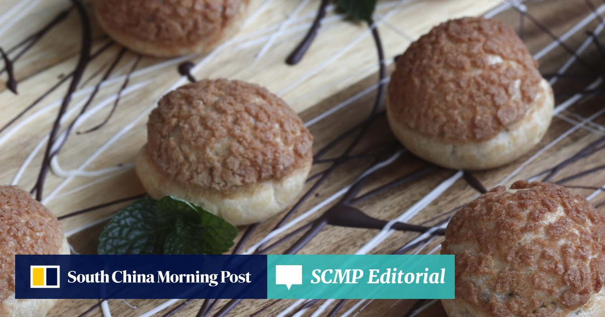 Susan Jung makes the most of choux pastry's versatility in
