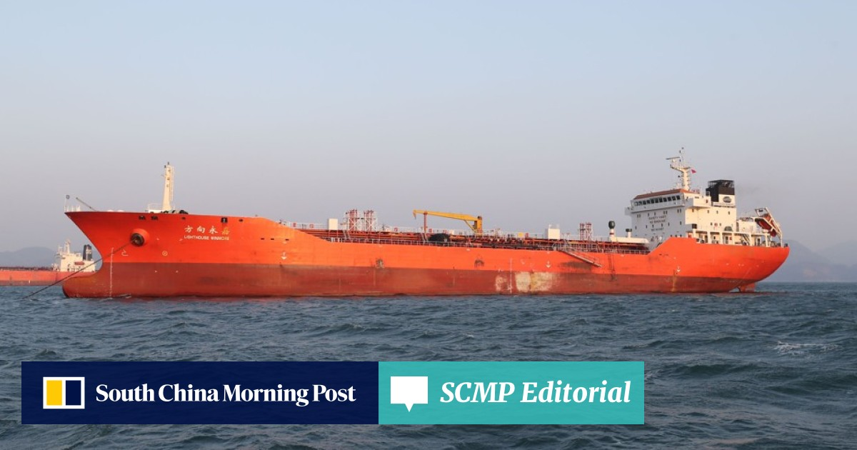 Crew of Hong Kong ship accused of transferring oil to North Korean
