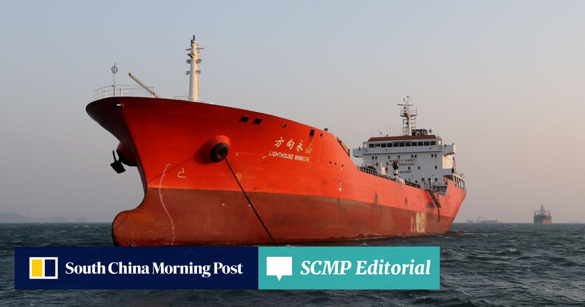 Taiwanese man bailed over oil transfer to North Korean ship   South