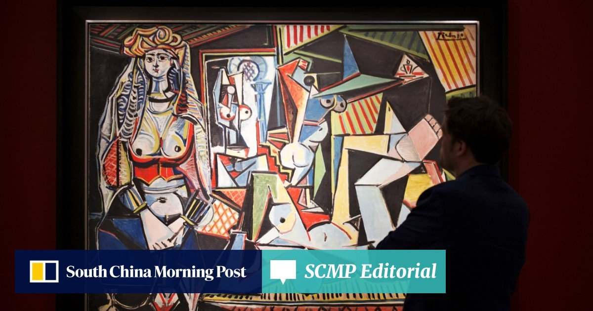 Picasso portrait valued at US$50 million going on show in Hong Kong