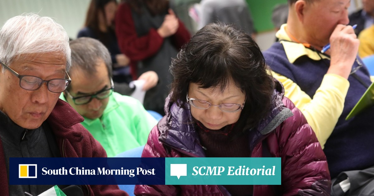 Provide more jobs for Hong Kong retirees looking for work, NGO says