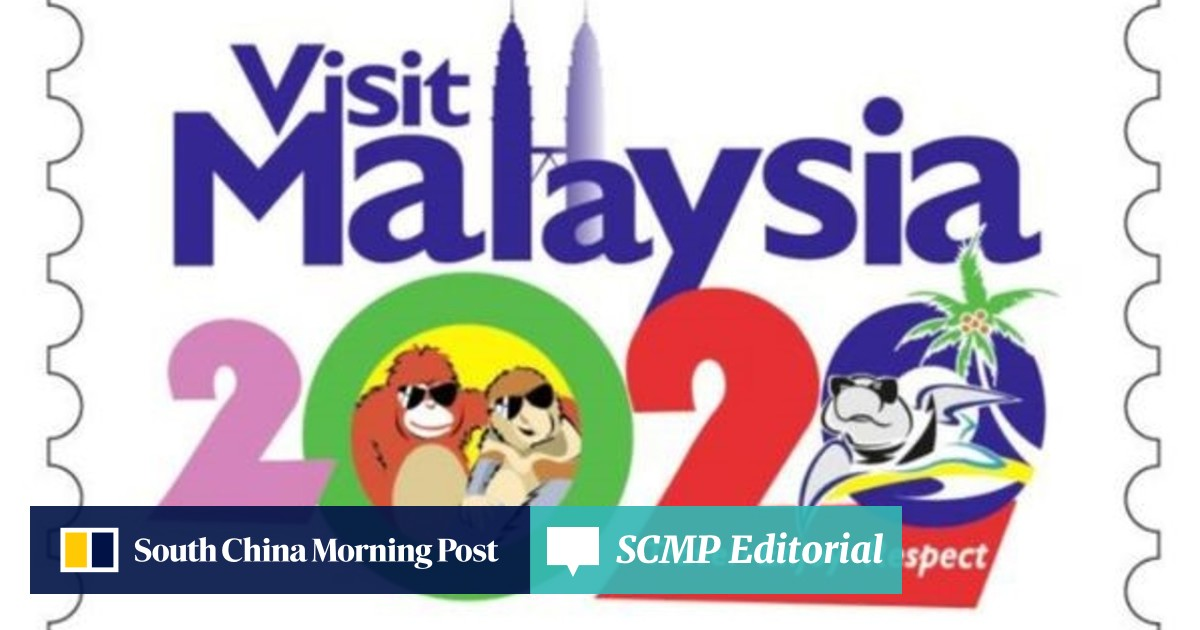 Malaysia's 'appalling and cheap' tourism logo is here to