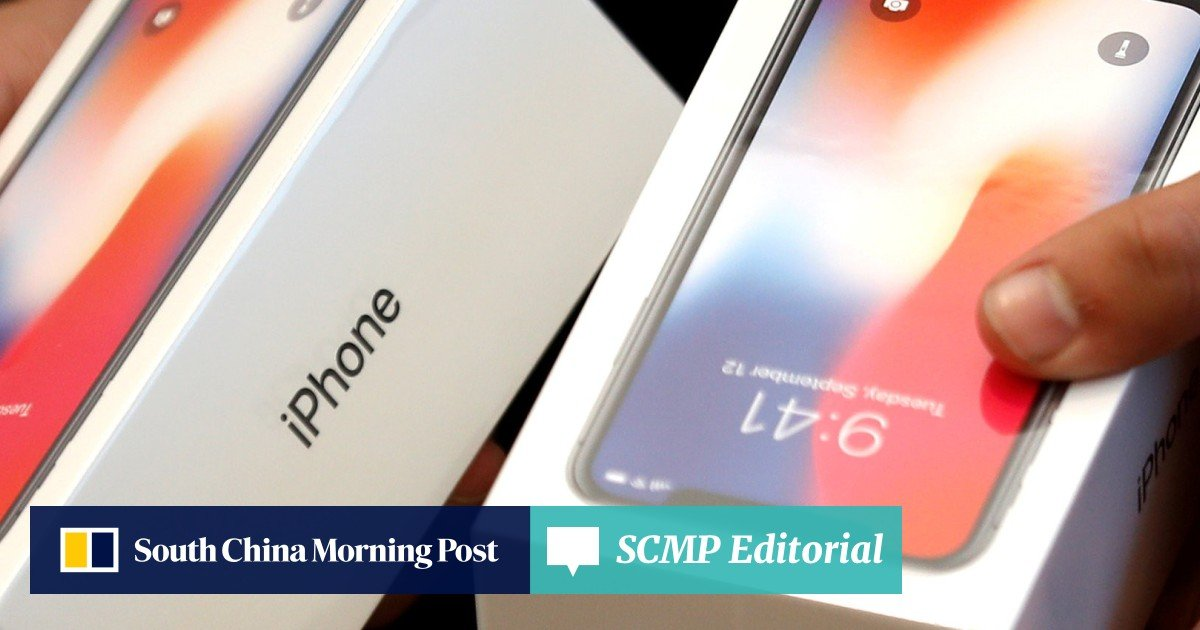 Apple's China sales grow for second straight quarter on strong