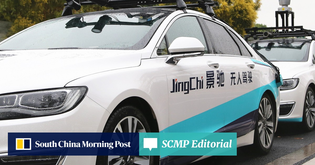 China formulates new policies for autonomous cars in bid to catch up