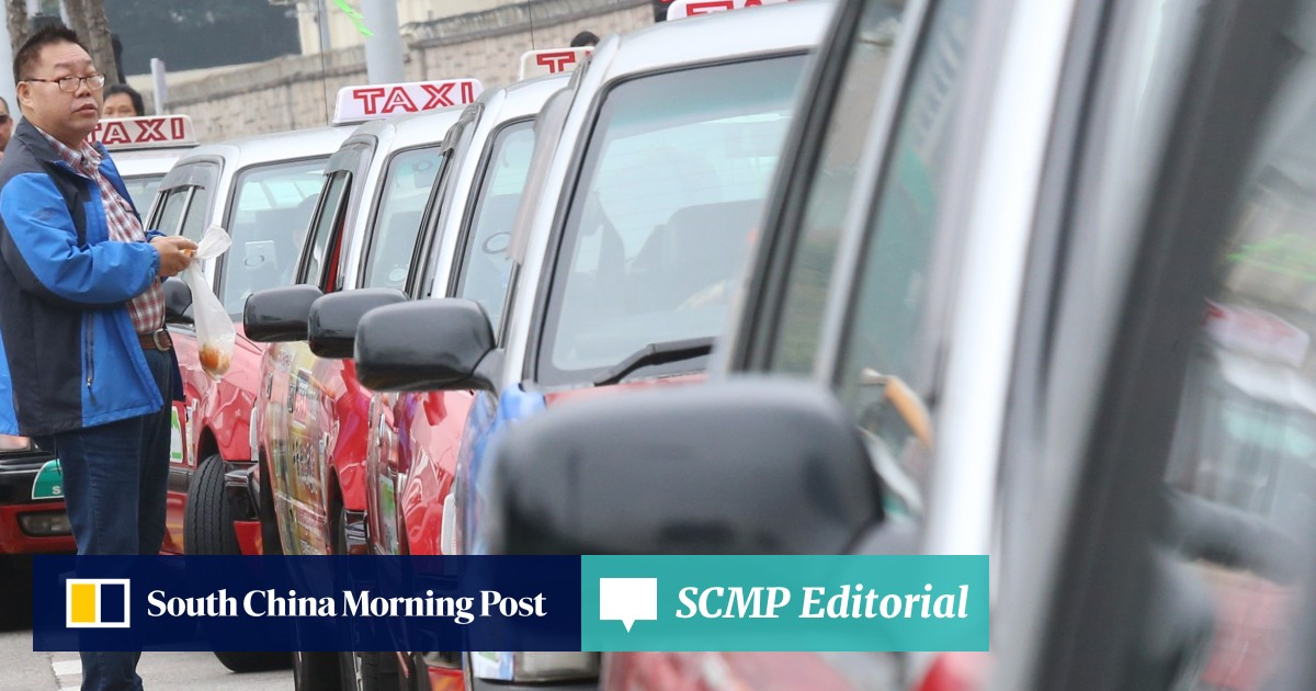 Why shabby taxis rule Hong Kong streets … and Uber can't get