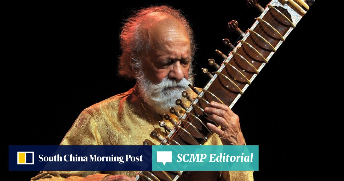 Grammy-winning Indian musician on inventing a guitar and jamming