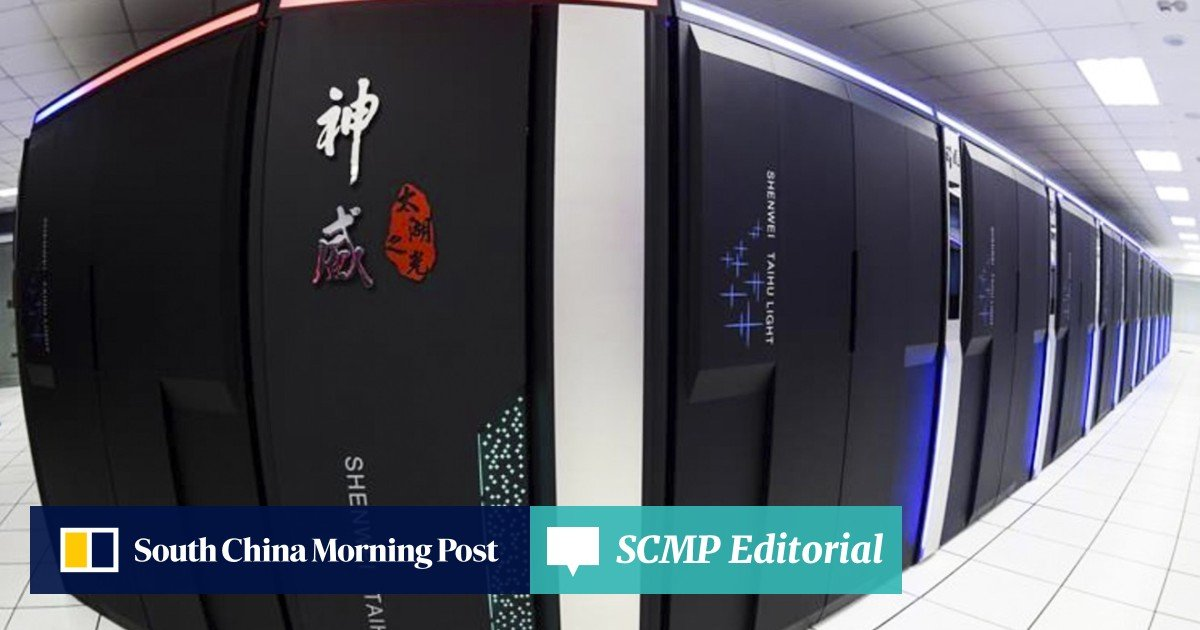 China's race for the mother of all supercomputers just got more